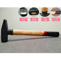 China GS Standard Carbon Steel Machinist Hammer Mechanic Hammer with wooden handle on sale