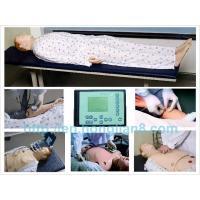 Advanced Adult Full-body Male Nursing Model with ECG , Auscultation Sound , CPR , BP