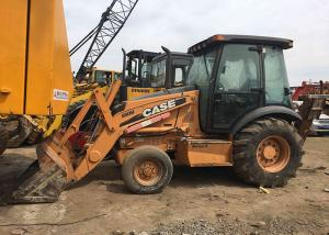 China CASE 580M-3 Second Hand Wheel Loaders USA Origin Excellent Working Condition on sale