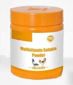 China Weight Gain Premix Multivitamin For Animal Pharmaceuticals GMP COA Certificate on sale