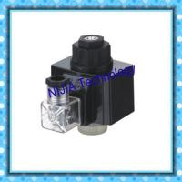 YukenSolenoid Coil for Hydraulic Solenoid Directional Control Valve DSG-02-2B2L-LW-DC12V