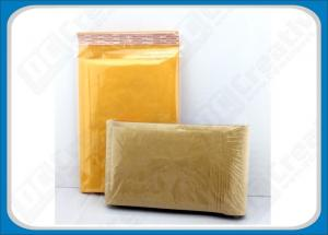 China Retail Packed Kraft Bubble Mailers , High-Slip Bubble Envelopes For Post Offices on sale