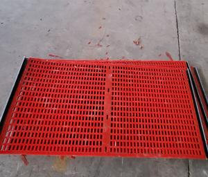 China Polyurethane Tension Screens on sale