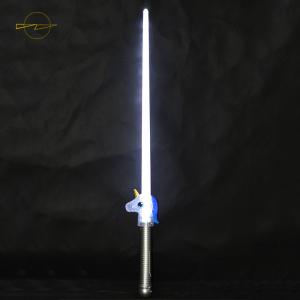 China Plastic Lightning Sword Toy With Sound Unicorn Flashing Sword Toy 73×9 CM on sale
