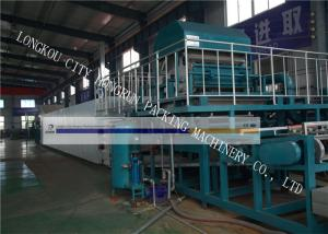 China Big Capacity Egg Carton Making Machine For Chicken Farm 380V / 50HZ on sale