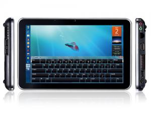 China Multitouch 10.1 Inch Customize Tablet PC 3g Android 2.2 with Intel Atom N450,1.66 GHz on sale