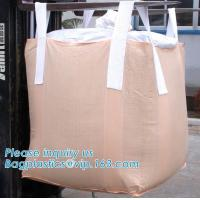 100% virgin One ton grain bags pp woven big bag for sand jumbo sand bag from gc01,big bag for sand /food/rice/building
