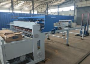 China Industrial Chain Link Fence Making Machine , High Output Automatic Fencing Machine on sale