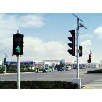 China Solar Led Traffic Signal Light on sale
