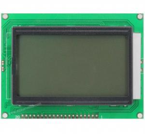 China M12864B-G5, 12864 Graphics LCD Module, 128 x 64 dot-matrix Display, STN Gray, transflectiv on sale