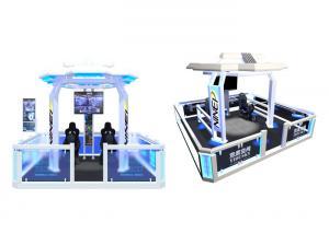 China Professional Virtual Amusement Park , Popular VR Theme Park For Amusement on sale