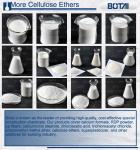 Redispersible polymer powder RDP for plastering mortar