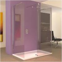 European style design glass shower door, Shower cabins, shower enclosures