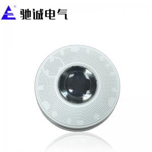 China Zigbee smoke detector with wireless signal, self test and excellent smoke sensor on sale