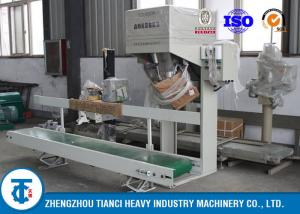 China 500 Bags Per Hour Fertilizer Granules Pouch Packaging Machine Carbon Steel Material on sale
