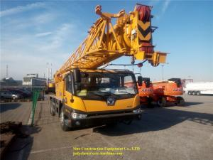 China XCMG Truck Crane QY25K II With Engine 213KW Euro III Fully Extended Boom 34.2m on sale