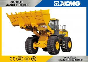 China XCMG Official LW1100KN payload 11tons 5.5cbm Wheel Loader for sales on sale