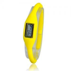 China waterproof good quality fashion anion silicone watch on sale