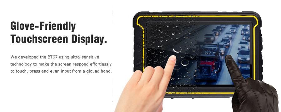 BATL BT67 ip67 waterproof dustproof oem industrial android cheap rugged tablet pc