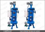 Filtre d'eau hydraulique de nettoyage d'individu de valve pour la filtration de l'eau d'industrie