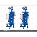 Filtro de agua hidráulico de limpieza de uno mismo de la válvula para la filtración del agua de la industria