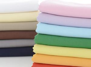 China 100% COTTON POPLIN FABRIC PLAIN DYED WITH SOLID COLOUR  CWT#9088 on sale