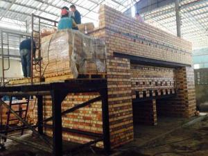 China coconut shell charcoal furnace on sale