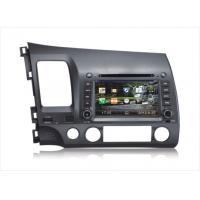 Civic 7 inches Automobile DVD Players Navigation with Bluetooth