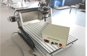 China USB CNC 3040 Router , 3 Axis CNC Machine 240w Spindle Motor Engraving Drilling Milling Machine on sale