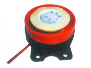 China Wall Mounted Mini Piezo Siren 12v Φ54*30mm Low Current Drain With Bracket on sale