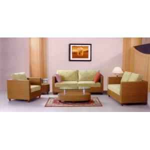 China TF-9061 Luxury rattan office sofa set on sale