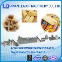 Energy-saving Core Filling Snack Food Making Machine Process Line
