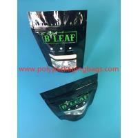 China custom aluminum foil food stand up plastic zipper bag wholesale with printing on sale