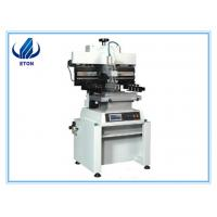 High speed solder paste printer for pcb printing machine , Semi-Auto Solder Paste Screen Printer