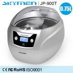 CE ultrasónico ROHS JP - 900T del limpiador del hogar dental plateado de los instrumentos de la mejora de los portamaletas 750ml