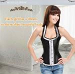 Sous-vêtements de Shaper de corps de combinaison d'adultes de corset respirables, plus la taille