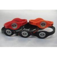Custom NCAA Collegiate Power Force Bracelets