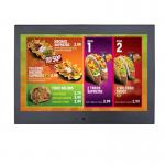 10 Inch Stand Alone Digital Advertising Displays Outdoor Digital Signage