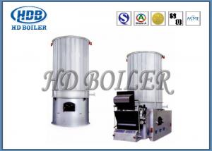 China Vertical Gas Oil Fired Thermic Fluid Boiler High Efficiency Low Pollution Emission on sale