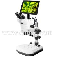 WF10X - 20mm Electron Digital LCD Microscope LED Illumination Microscope A36.0902 + A59.3503