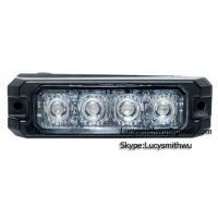 China NEW 3W LED warnining signal Lights / flash amber surface mounting signalisation LED2055 on sale