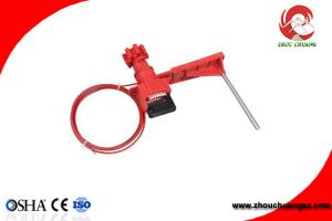 China Cable and Blocking Arm Blocking Arm Universal Valve Lockout Single Arm on sale