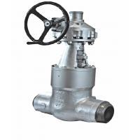 "300lbs Pressure water Cast Steel Gate Valve 48"" - 300 RF CS body"