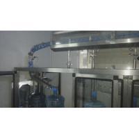 3 / 5 Gallon Barrel Mineral water Plastic Bottle Filling Machine Rinser Filler Capper Machine