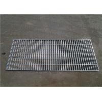 Workshop Platform Galvanized Walkway Grating, Silver Color Floor Mesh Grating