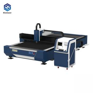 China 1000W Industrial Laser Cutting Machine Low Noise High Accuracy for Carbon Steel Cutting on sale