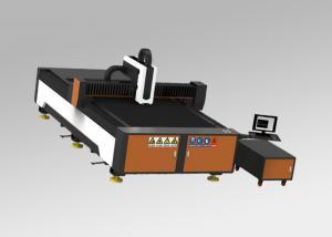 China Industrial Precision Laser Cutting Machine , 800w Iron Laser Cutting Machine on sale
