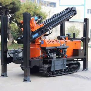 China Good Price 300M Rotary Drilling Rig China Crawler Hydraulic Machine Water Well Drill Rig For Sale on sale