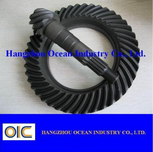 China Forged Spiral Bevel Gear For Truck As Per OEM Code Or Drawing on sale