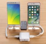 ARRIVANT huit dans une solution vivante de sécurité de multiple pour le téléphone et le comprimé androïdes, centre serveur d'alarme